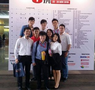 PORTMANians visited the Malaysia E-Commerce Expo